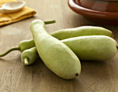 bottle gourds are used in Moroccan cooking
