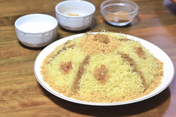 How To Steam Chaariya Vermicelli Or Angel Hair Pasta Taste Of Maroc