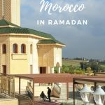 Pinterest image for Traveling to Morocco in Ramadan